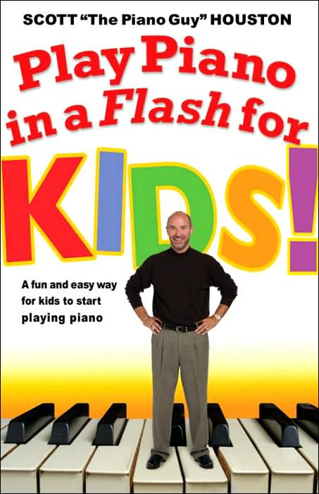 Play Piano in a Flash... for Kids By Houston, Scott/ Tidrow, Susan Stone